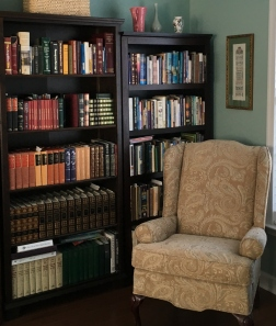 Bookroom corner